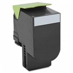 Compatible Lexmark 74C1SK0 Black Laser Toner Cartridge (7K Page Yield)