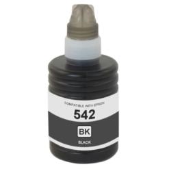 Compatible Epson 542 (T542120) Black Ink Bottle (140 mL)
