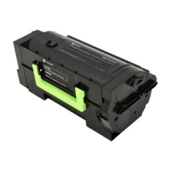 Compatible Lexmark 58D1H00 High Yield Black Toner Cartridge (15,000 Page Yield)