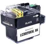 Compatible Brother LC3029BK Super High-Yield Black Ink Cartridge