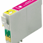 Remanufactured Replacement for Epson T126320 (T1263) Magenta Ink Cartridge