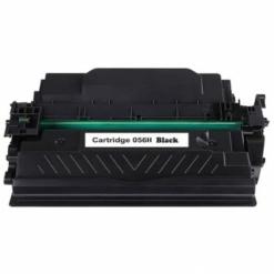 [no chip] compatible canon 056h black toner 3008c001, (21,000 page yield)