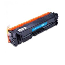 Compatible premium quality cyan toner cartridge for hp cf511a (hp 204a)