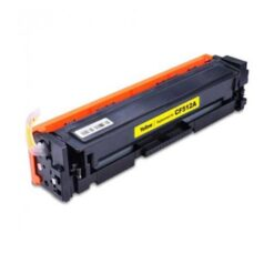 Compatible premium quality yellow toner cartridge for hp cf512a (hp 204a)