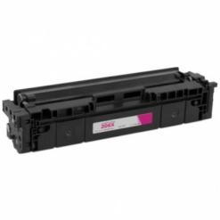 [no chip] compatible hp nhw2113x (hp 206x) high yield magenta toner cartridge (2,450 page yield)