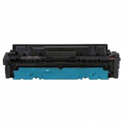 [no chip] compatible hp w2021x (hp 414x) high yield cyan toner cartridge (6,000 page yield)