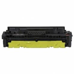 [no chip] compatible hp w2022x (hp 414x) high yield yellow toner cartridge (6,000 page yield)