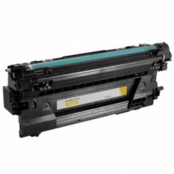Compatible hp 657x (cf472x) high-yield yellow toner cartridge