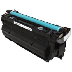 Compatible hp 656x (cf461x) high-yield cyan toner cartridge