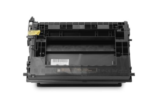 Compatible hp w1470a (hp 147a) black toner cartridge (10,500 page yield) (no chip)
